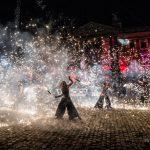 Fireshow_ohnivá_show_Pyroterra_rock_fire
