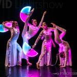 Pyroterra_VIVID_Lightshow světelná, tanečná a gymnastická show